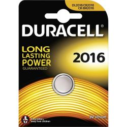 Batteries DURACELL CR2016 DL2016