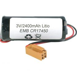 Lithium battery CR17450