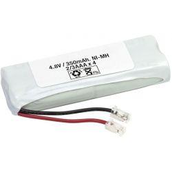 4.8V 500mah battery.