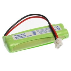 Battery phone cordless 2.4 v 500mah GP1010