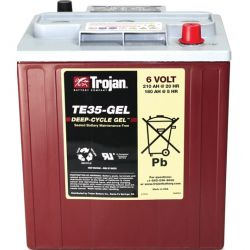 Battery TROJAN TE35-GEL