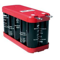Batería Saft 12V 7000mah Ni-Cd