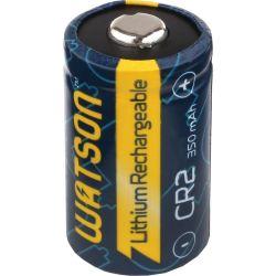 Batería Litio recargable CR2