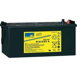 Battery 12V 230Ah Sonnenschein