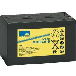 Battery 12V 6.6 Ah Sonnenschein