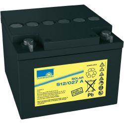 Battery 12V 27Ah Sonnenschein