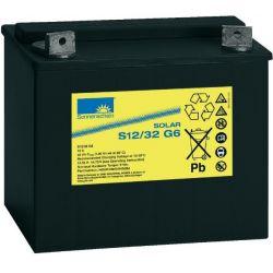 Batería 12V 32Ah Sonnenschein