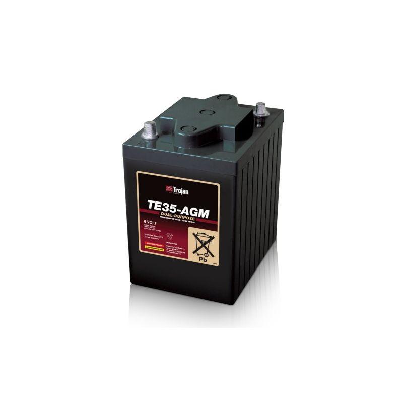 Battery Trojan TE35-AGM