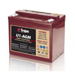 Battery Trojan U1-AGM