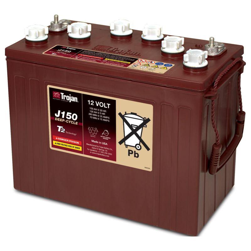 Battery Trojan J150
