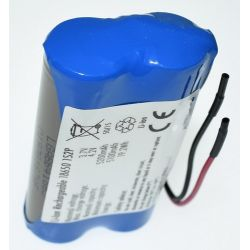 Pack Batteries Lithium 18650 3.7 V 5200mAh