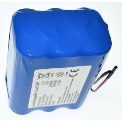 Pack Batteries Lithium 18650 11.1 V 5200mAh