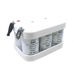 Battery Lights emergency 6V 4000mah flasco