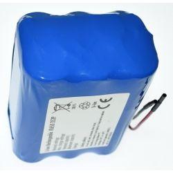 Pack Batteries Lithium 18650 22.2 V 2600mAh