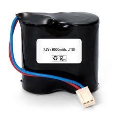 Battery 7.2 V 6000mAh