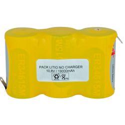 Lithium battery 10.8 V 19000mAh