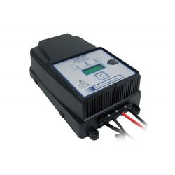 Charger for GEL, AGM and acid batteries 12V 12A