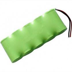 Batería recargable Ni-Mh 6V 3000mAh