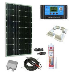 Solar KIt 100W caravaning As