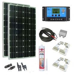Solar Kit 300W customizable.