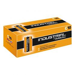Duracell batteries Industrial LR14 C 1.5 V Box of 10