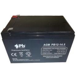 Lead Acid Battery 12V 12A