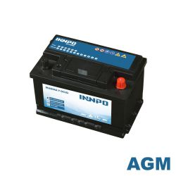 Marine Battery INNPO AGM 70Ah
