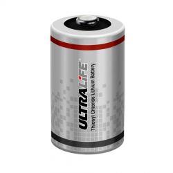 Pila Litio UltraLife D Size 3.6V UHR-ER34615