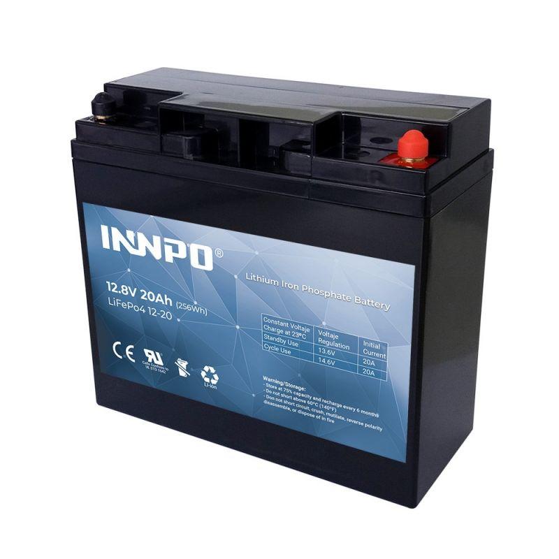 Battery LiFePO4 12V 20Ah