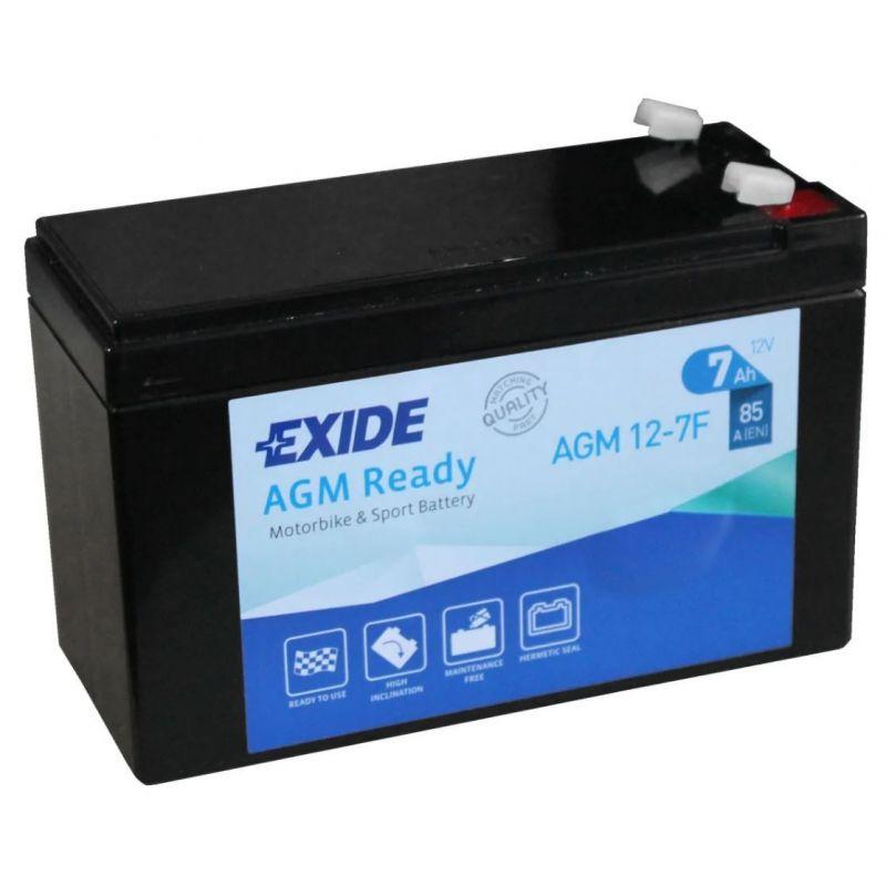 Exide AGM Ready 12V 7Ah