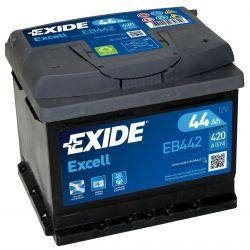 Batería Exide Excell EB442