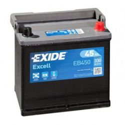 Battery Exide Excell EB450
