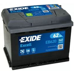 Battery Exide Excell EB620