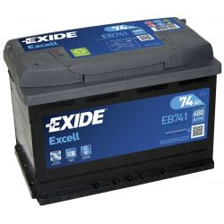 Battery Exide Excell EB741
