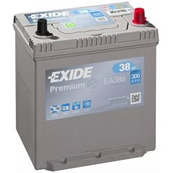 Battery Exide Premium EA386