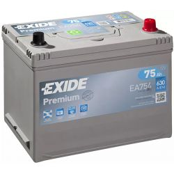 Battery Exide Premium EA754