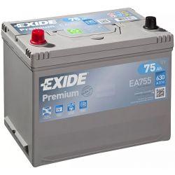 Battery Exide Premium EA755