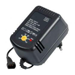 Cargador para Pack de Baterías Ni-Cd/NI-MH de 1.2V a 12V