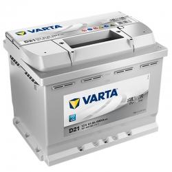 Battery Varta D21 61Ah