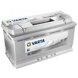 Battery Varta H3 100Ah