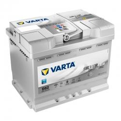 Battery Varta D52 60Ah