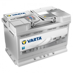 Battery Varta E39 70Ah