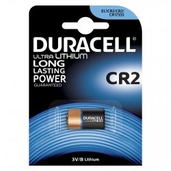 Battery Lithium Duracell CR2