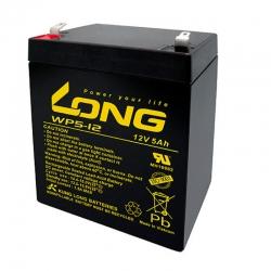 Battery LONG WP5-12E 12V 5Ah