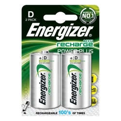 Rechargeable batteries...