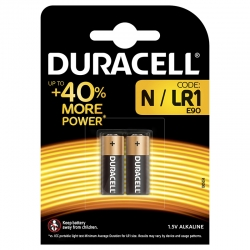 Batteries Duracell N LR1 (2...