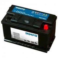 Battery INNPO EFB 80Ah