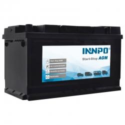 Battery INNPO AGM 80Ah 800A