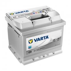 Battery Varta C6 52Ah