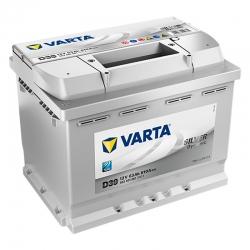Battery Varta D39 63Ah